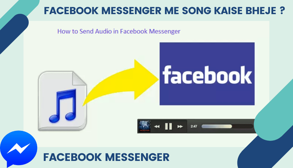 Facebook Messenger Me MP3 Song Kaise Bheje