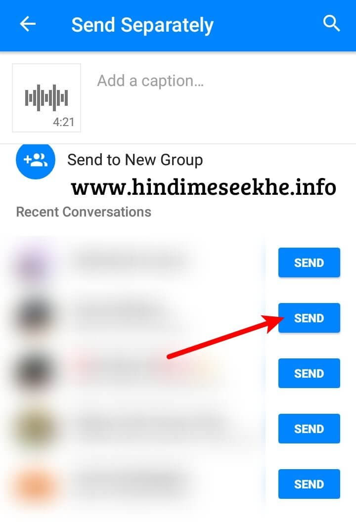 How To Mp3 Files On Facebook Messenger