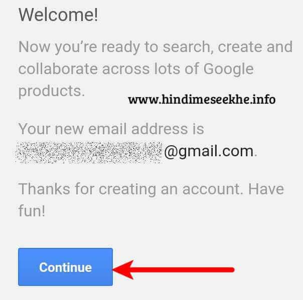 Gmail Address Kaise Banaye