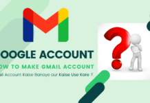 Google Account Kaise Banaye
